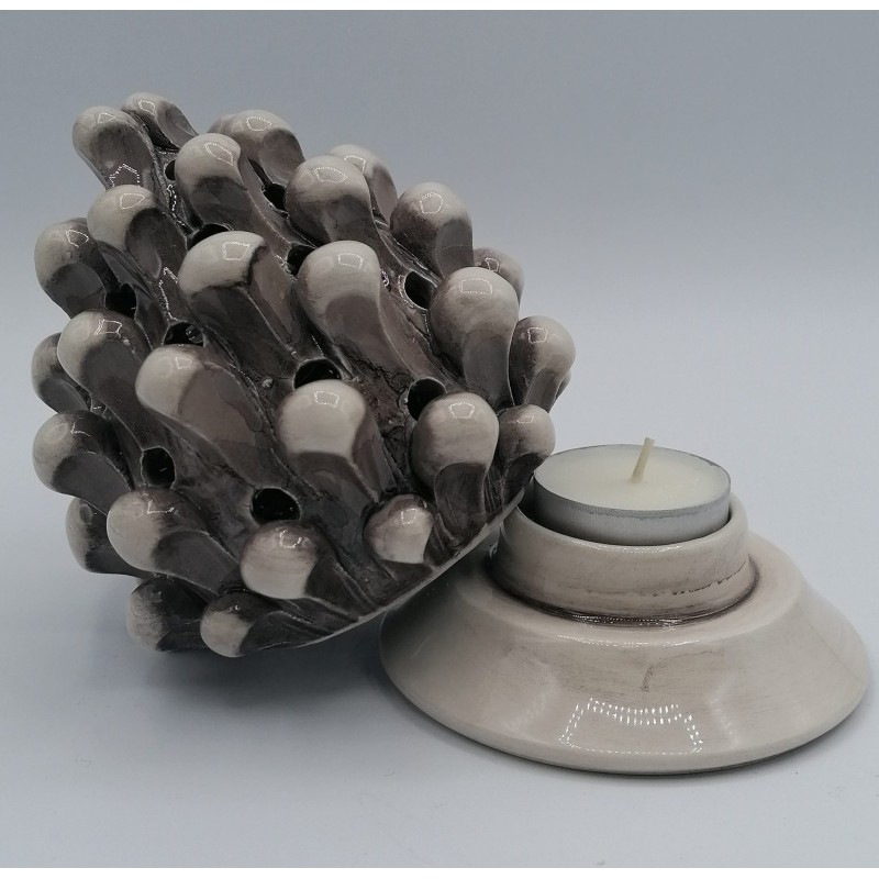 Pigna porta candele tea light...