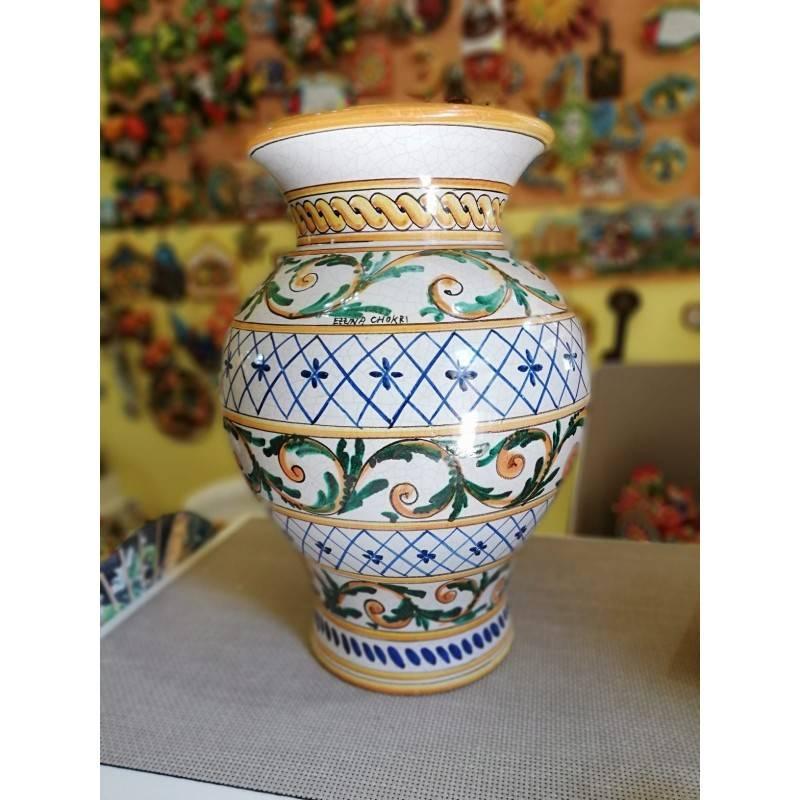 Giara in ceramica siciliana altezza...