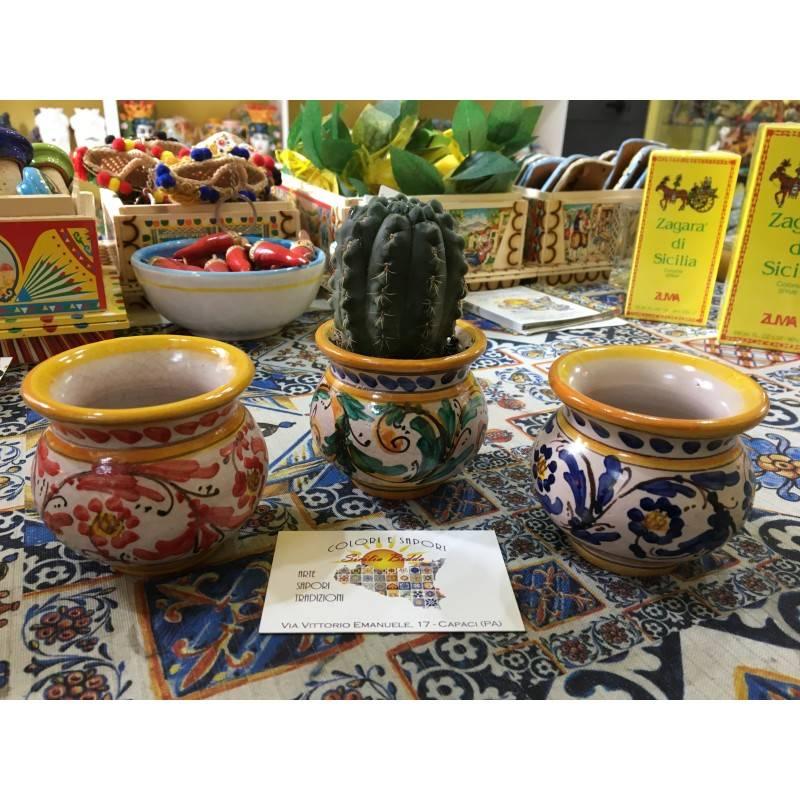 Cachepot, vaso per piante in ceramica...